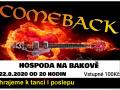 Plakát Comeback Bakov